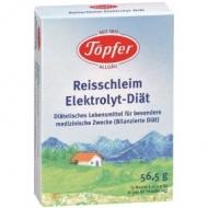 Detská ryžová elektrolytická diéta od 4. mesiaca Topfer