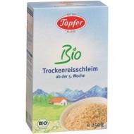 Detská BIO suchá ryžová kaša od 5. týždňa Topfer