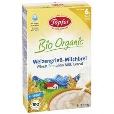 Topfer kaša zo semolinovej pšenice od 6. mesiaca