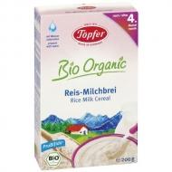Topfer ryžová mliečna kaša od 4. mesiaca