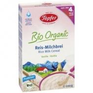 Topfer ryžová kaša s vanilkou od 4. mesiaca